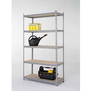 Clip Together Warehouse Shelving