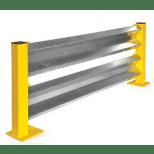 Modular Rack End Barrier
