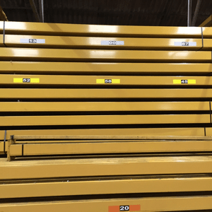Used Link 51 warehouse racking