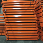 Used PSS industrial pallet racking, Heavy duty shelving offer