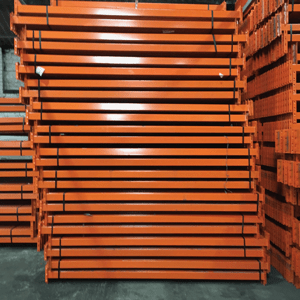 Used PSS industrial pallet racking