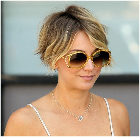 kaley cuoco reveals celebrity inspiration behind that pixie cut shemazing