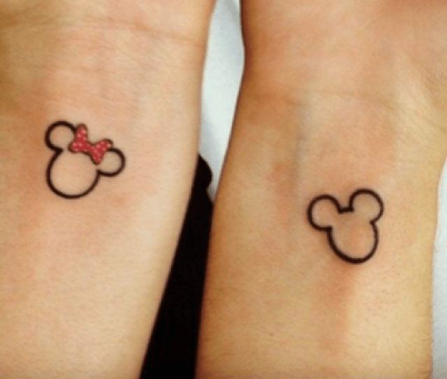 Ink Me 10 Tiny Tattoos That Even Your Grandparents Will Love