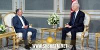 رئيس الجمهورية يستقبل أمين عام اتحاد الشغل
