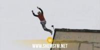هروبا من مطاردة أمنية: شاب يلقي بنفسه من الطابق الثالث في القيروان