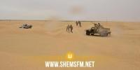 الوحدات العسكرية تحجز بضاعة مهربة بقيمة 500 ألف دينار