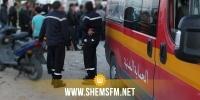 القيروان: حادث مرور يخلف قتيلين 4 جرحى بينهم حالة خطيرة