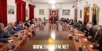 رئيس الحكومة يستقبل نواب كتلة الإصلاح وكتلة تحيا تونس والمستقبل بالبرلمان