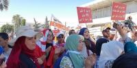 أمام البرلمان: احتقان في صفوف المعطلين عن العمل لمن فاقت بطالتهم 10 سنوات
