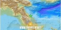 زلزال قوي يضرب بابوا غينيا وتحذير من تسونامي