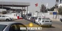 بن قردان: 450 تونسي يصلون معبر راس جدير