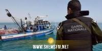 إحباط عمليتي اجتياز للحدود البحرية والقبض على 38 شخصا