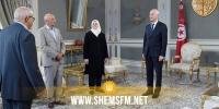 رئيس الدولة يؤكد حرصه على أن توفر الدولة كل إمكانياتها لكشف حقيقة اغتيال الشهيدين البراهمي وبلعيد