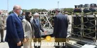 وصول طائرات عسكرية كويتية ومغربية محملة بالمساعدات والمعدات الطبية لتونس