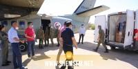 على متن طائرتين عسكريتين: ولاية قفصة تتسلم معدات وتجهيزات طبية