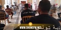 انطلاق تطعيم أعوان بلدية تونس ضد كورونا