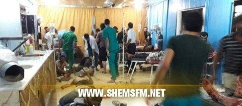 Actualités : Syrie : une explosion à Atmé fait 35 morts et 50 blessés