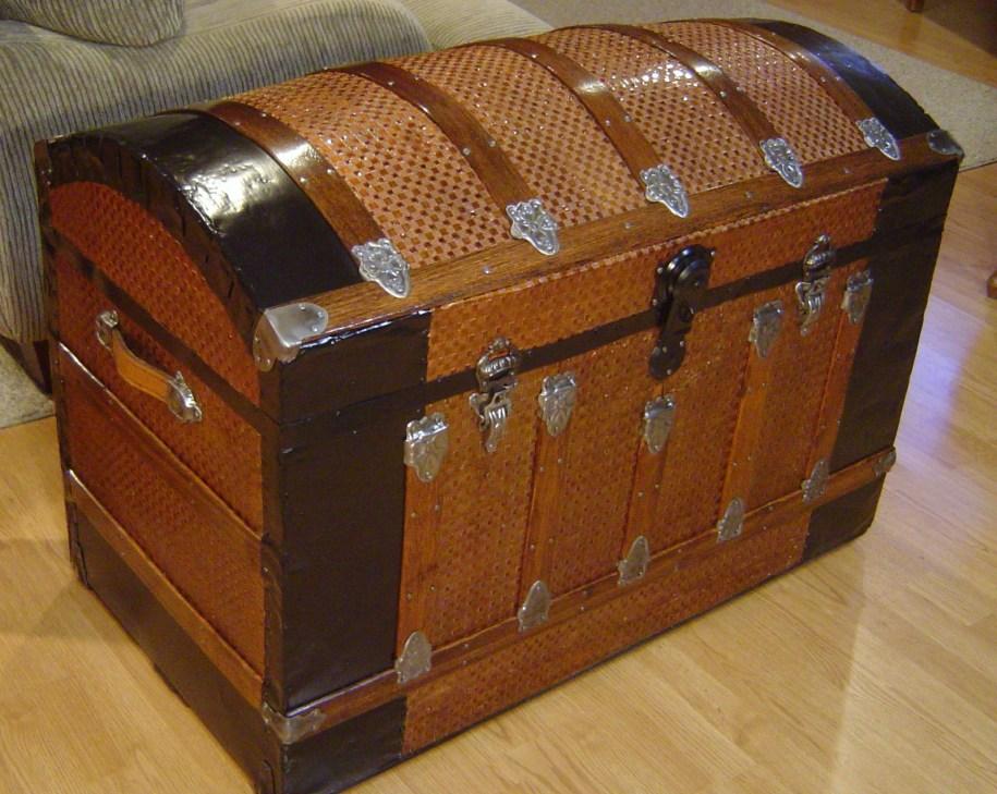 Shenandoah Restoration - Trunk Hardware, trunk restorers ...