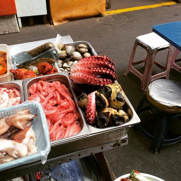 Gwangjang Market, Study Abroad