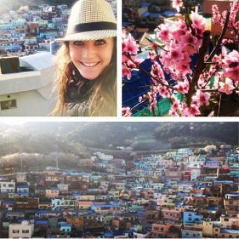 Gamcheon Culture Village, South Korea