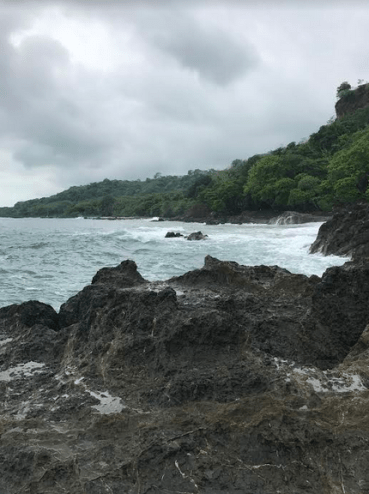 tide pools montezuma costa rica
