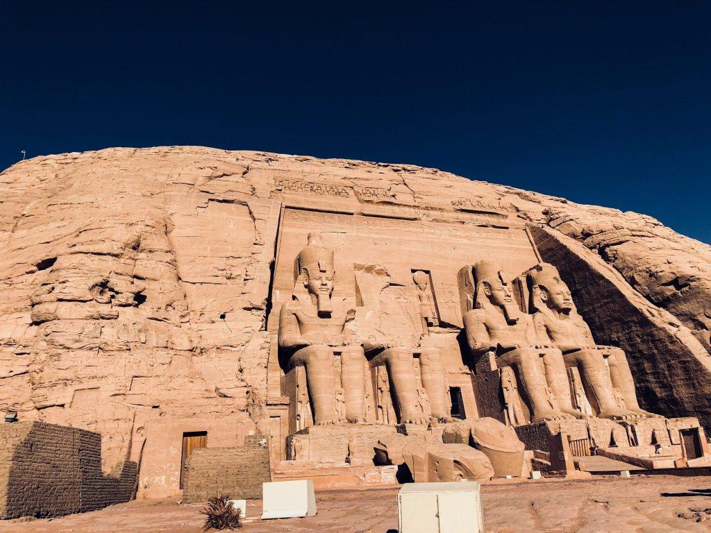 bucket list item see temples egypt