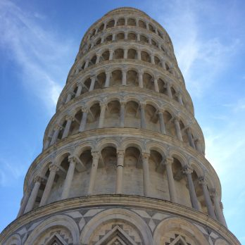 trip leaning tower of pisa italy