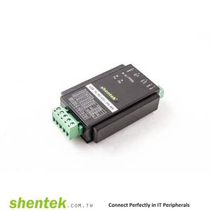 Industrial 1 port RS-422/485 Device Server Over Ethernet
