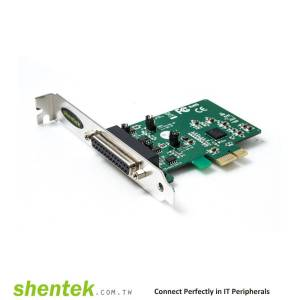 2 port RS422/485 PCIe Card