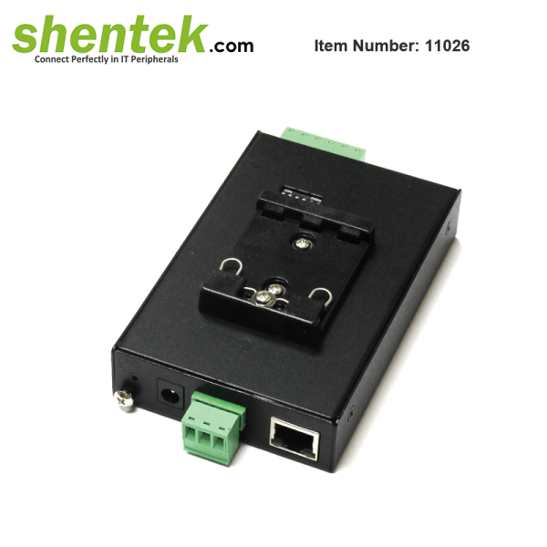 shentek-11026-industrial-Serial-RS232-RS422-RS485-device-server