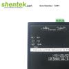 10 100 to SFP Fiber Converter PoE PSE supports shentek 11044