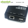 Ethernet to Fiber Converter Din Rail
