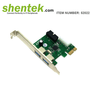 USB 3.0 PCI Express PCIe Card