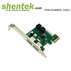 USB 3.0 PCI Express PCIe Card