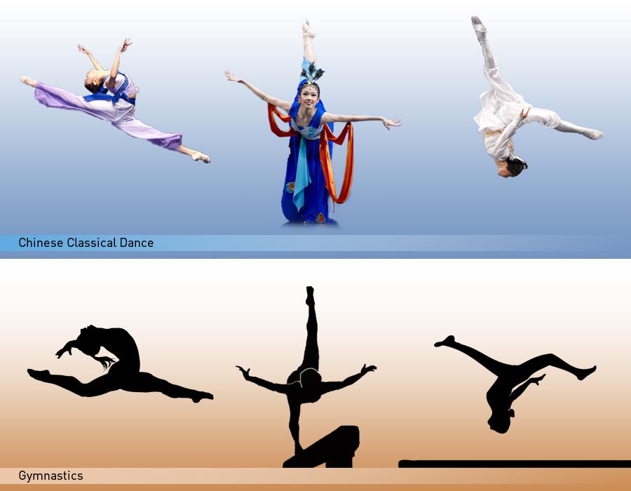 CCD Vs Gymnastics V2
