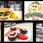 深セン 华强北電気街 おすすめの多国籍レストラン「SHAWARMA HOUSE」(沙瓦吉)