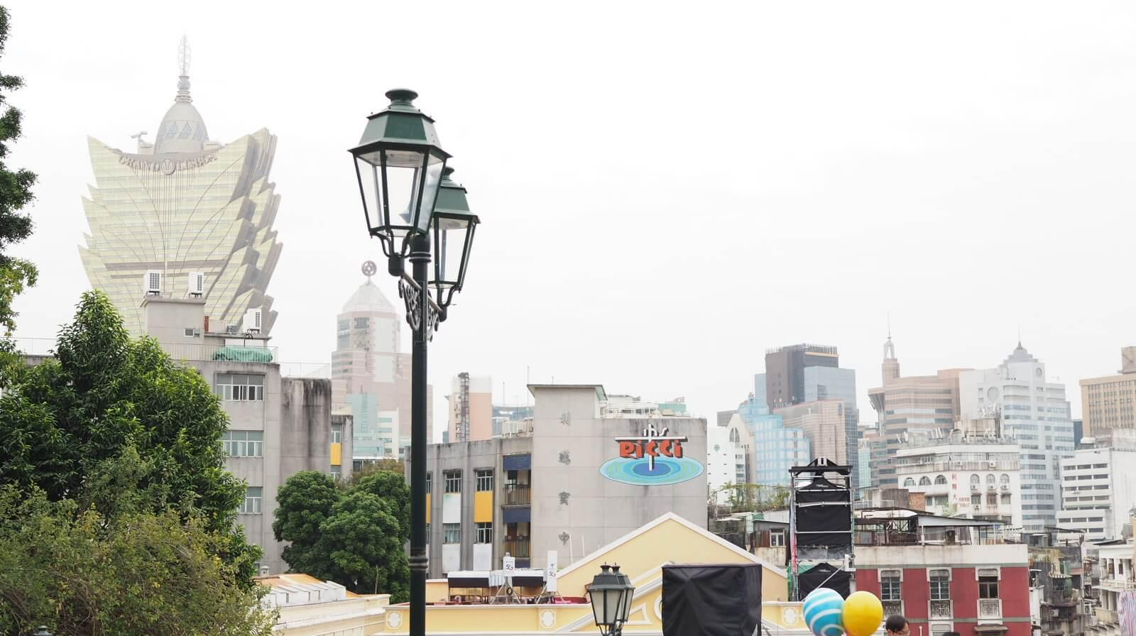 中国本土からマカオへの観光が段階的解禁(8/12-) 1,000万元以上のクーポン発行!日本人の入境は依然不可…