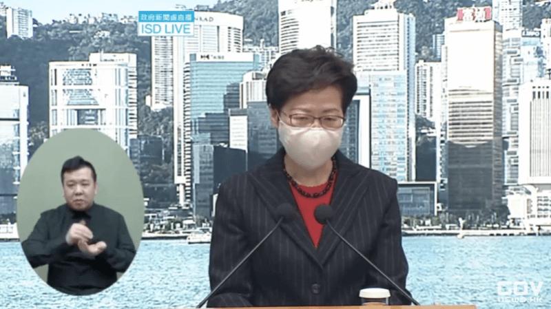 中国本土の香港居住者は香港入境後14日間隔離免除へ/香港市内の規制も緩和
