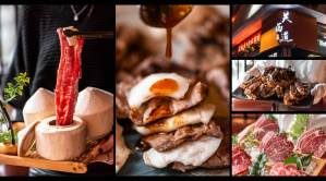 ココナッツに漬け込む新感覚焼肉レストラン「关西道 日式烧肉」羅湖区にオープン!