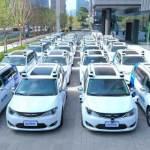 アリババ出資のAutoXによる完全無人運転タクシー「RoboTaxi」深センに登場!