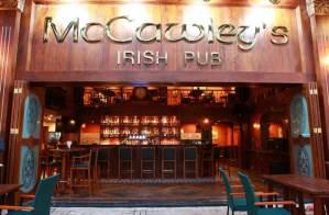 【閉店】人気アイリッシュパブ「McCawley's」深セン全店閉店