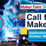 【Maker Faire Shenzhen 2021】オンライン出展者募集開始!(-10/30)