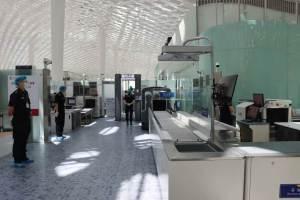 【深セン空港】国内初の「非接触型セキュリティチェック」試験運用中