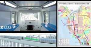 【深セン地下鉄20号線】初の無人運転地下鉄は12月28日開通予定