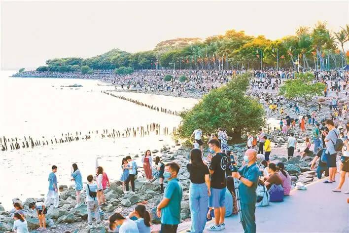 【2021 国慶節】期間中の深セン発着旅客数は459万7,900人