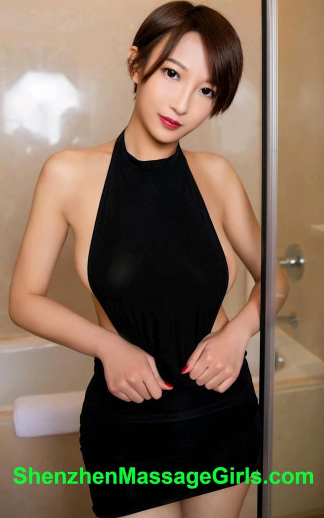 Shannon - Shenzhen Massage Girl