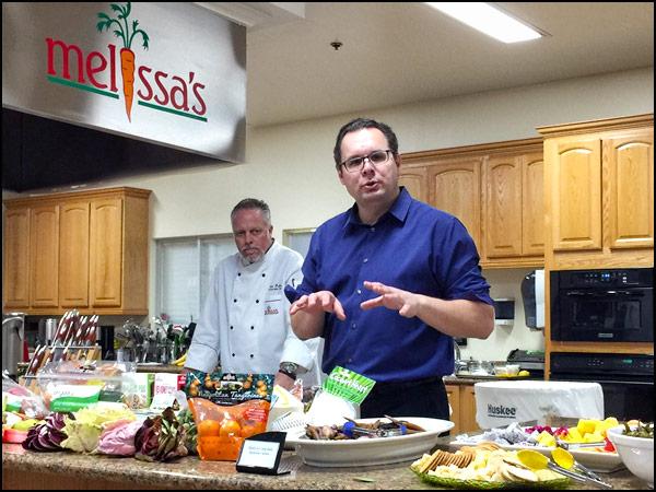 Robert Schueller Melissa's Produce