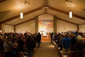 Worship service thanksgiving eve 2015