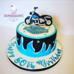 Pictures On Motorcycle Birthday Cake Ideas