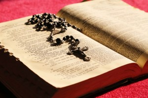 the beauty of the rosary